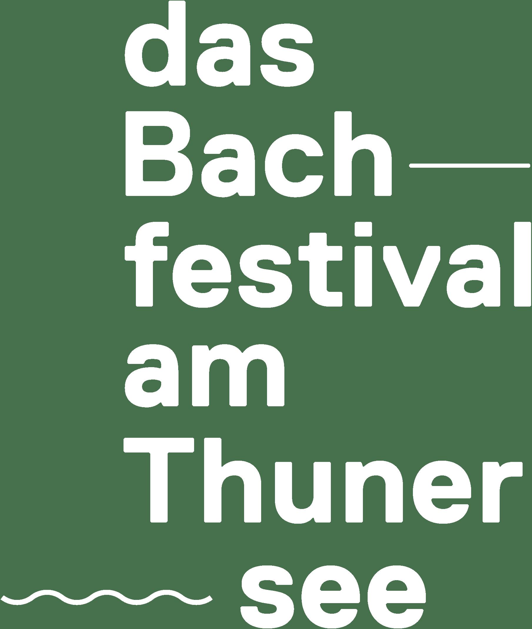 Das Bachfestival am THunersee